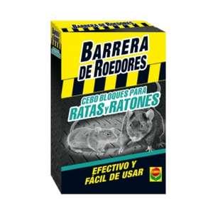 Barrera Roedores Bloques 12x400 gr
