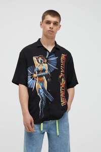 Camisa para hombre Mortal kombat Tallas S,M,L