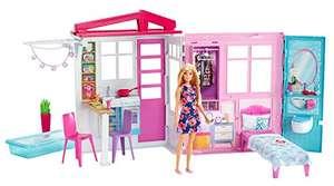 Casa amueblada Barbie