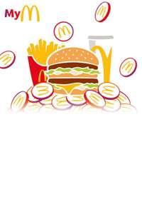 Auriculares, Mochila tipo Saco, y libreta Gratis en McDonald's acumulando puntos