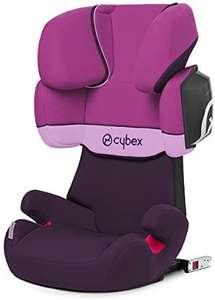 Silla de coche Cybex Solution X2-fix, modelo superior de la x-fix, Grupo 2/3.