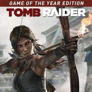 Tomb Raider GOTY Edition a 3€, Kholat 0,89€ [STEAM]