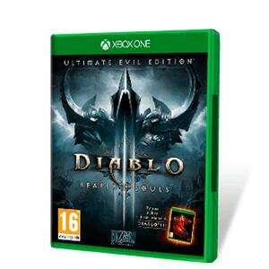 GRATIS el Diablo III: Reaper of Souls - Ultimate Evil Edition para miembros de Xbox Live Gold o Ultimate
