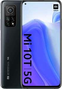"""Xiaomi Mi 10T 5G 6.67"""" Fhd+ Dotdisplay, 6Gb+128Gb, 64Mp, SD 865 5G, 5.000Mah carga 33W"""