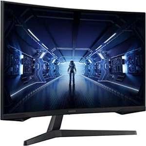"Monitor curvo Samsung LC27G53TQWRXEN de 27"" | WQHD, 2560x1440 | 144 Hz | 1 ms"