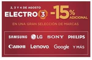 NUEVA Promoción Adicional 15% en Electrodomesticos - El Corteingles