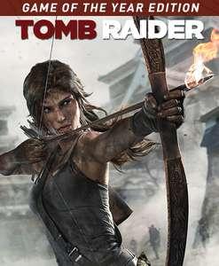 Tomb Raider Edición GOTY a 3,55€