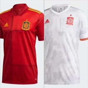 Equipación Oficial Adidas de la Selección Española
