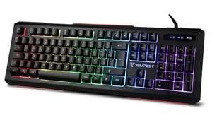 Tempest K9 RGB Backlit Teclado Gaming RGB