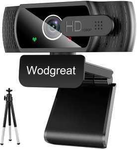 Webcam FHD con trípode solo 3.3€