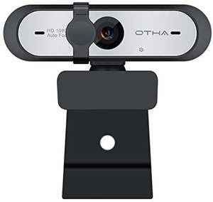 AutoFocus 1080p Webcam 60fps