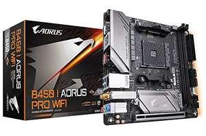 Gigabyte Technology B450 I AORUS Pro WiFi - Placa Base mini itx , am4 amd