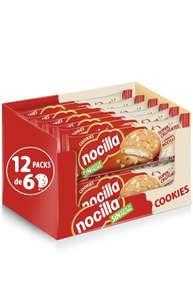 Galletas De Nocilla Blanca. Nocilla Cookies.