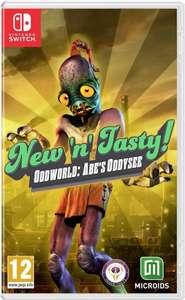Oddworld New 'N' Tasty (Switch)