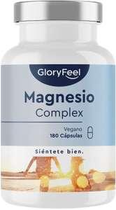 Magnesio Complex 180 Cápsulas veganas