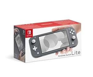 Nintendo Switch Lite - Consola Gris AMAZON