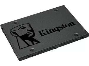 Disco duro SSD 480 GB - Kingston Technology A400