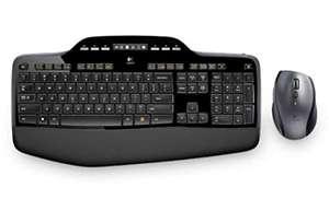 Logitech MK710 Combo Teclado y Ratón Inalámbrico para Windows