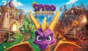 Spyro Reignited Trilogy 13'99€// O por Spyro™ + Crash Remastered Game Bundle 31'26€