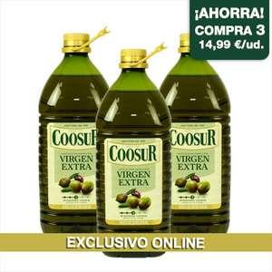 Coosur Garrafa Aceite Oliva Virgen Extra 3,75L