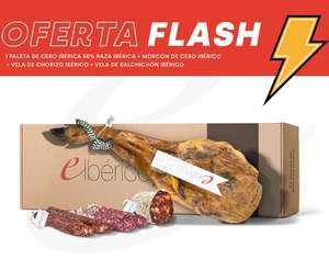 Lote Paleta de cebo + Morcón + Chorizo + Salchichón