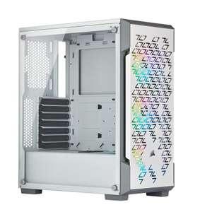 Caja Corsair iCUE 220T RGB Airflow Cristal Templado USB 3.0