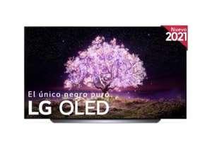 "Televisión Smart Tv Oled Lg 55"" OLED55C14LB 4K Uhd Hd G"