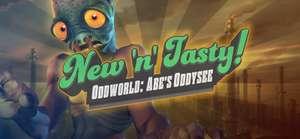 Oddworld: New 'n' Tasty // vpn rusia