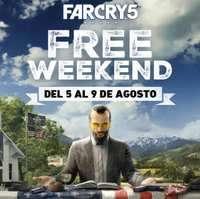 Juega a Far Cry 5 durante el fin de semana [Steam, Epic, Ubisoft, Xbox, Stadia]