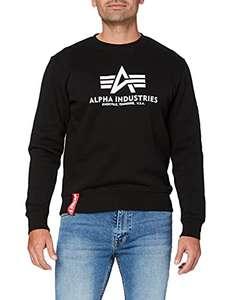 Sudadera Alpha Industries Negra   -4.94€ al tramitar   Tallas S a XL