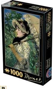 Puzzle de 1000 piezas , Edouard Manet