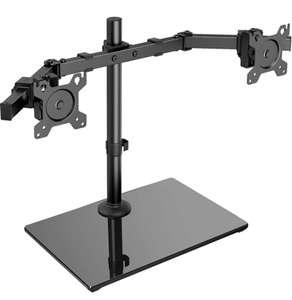 ErGear Soporte con Base para monitores de 13-32 pulgadas