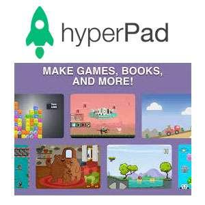 HyperPad, crea Aplicaciones interactivas juegos, libros y más [IOS]