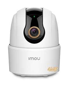 Imou 2K+ Ranger 2C 4MP Cámara de Vigilancia WiFi Interior, Cámara IP WiFi 360° 4MP con Detección Humana Audio Bidirectionnel