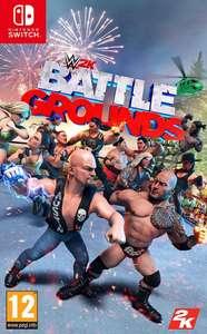 WWE 2K Battlegrounds (Switch)
