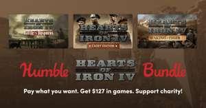 Hearts of Iron IV + Todas las Expansiones (Excepto La Resistance)