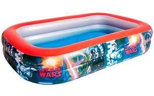 Piscina Hinchable Infantil Bestway Star Wars | 262x175x51 cm