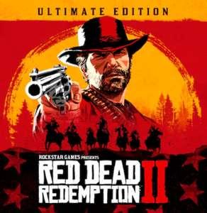 Red Dead Redemption II Edición Definitiva PS4/PS5