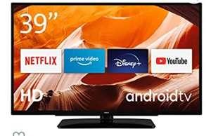 Nokia Smart TV 3900A, 39 pulgadas, 98 cm, Android TV, HD ready, DVB-C/S2/T2