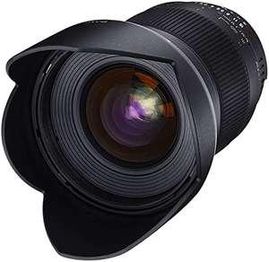 Samyang 16mm f2 (Sony E)