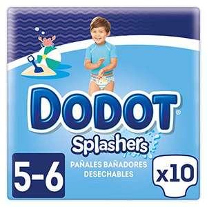 10x Dodot Splash talla 5-6