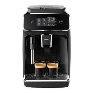 Cafetera superautomatica philips serie 2200