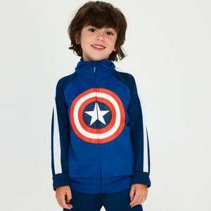 Chándal Capitán America - Talla 6