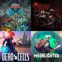 Children of Morta 2€, Moonlighter 1€, Crypt of the NecroDancer 0.80, Dead Cells 4€, Darkest Dungeon 1€ [PC]