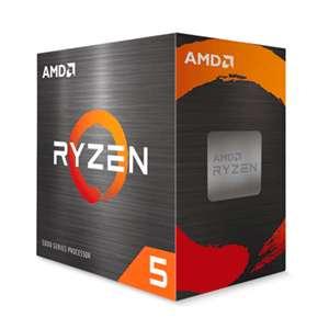 AMD RYZEN 5 5600X PROCESADOR CAJA 3,7 GHZ 32 MB L3