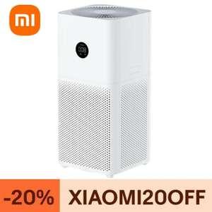 Purificador de aire Xiaomi Mi Purifier 3C (mínimo histórico)