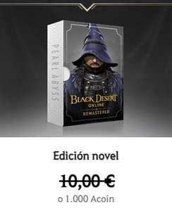 Black Desert Online - Edición novel GRATIS + Recompensas