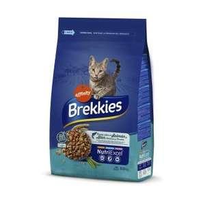 Pienso para gatos Brekkies y Purina, 2ª unidad al 70% - 2 unidades por 10.30€, combinable