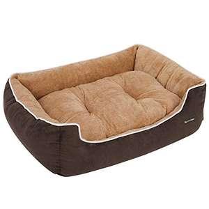 Cama para perros, con cojín extraíble XXL resistente al desgarro y la fricción.