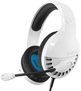 Auriculares ergonómicos con Sonido estéreo y micrófono Ps5